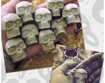 Cement Skull