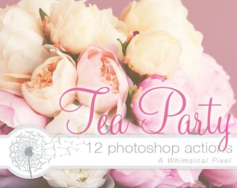 Soft & Pretty Photoshop Actions (12) | Feminine Effects | Dreamy Effects | Instant Download