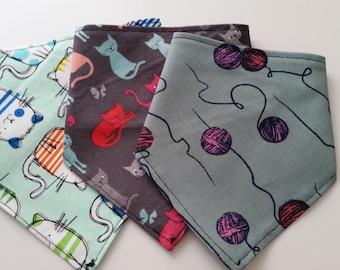 3 Pack Bandanas  -Pick Your Own Designs