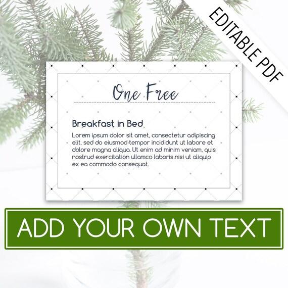 printable coupon template