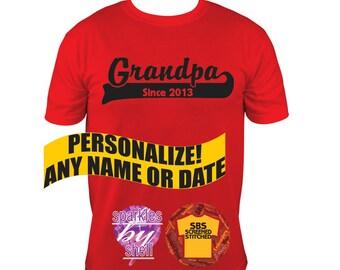 Fathers Day Shirt, Funny grandpa gift, grandpa gift, new grandpa, Grandpa shirt, granddad shirt, pappy shirt, pap pap shirt