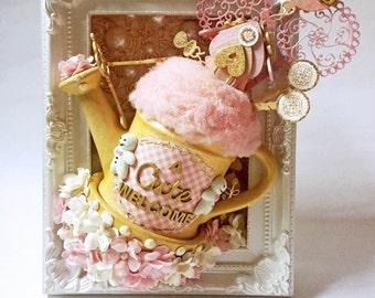 A Cute Little Candy World