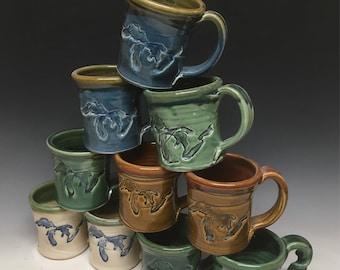 Great Lake impression coffee mug 12oz