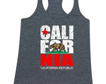 ON SALE - California Vintage  - Ladies' Tank Top