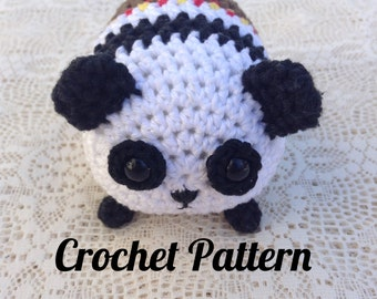 Toothless Dragon Amigurumi Pattern : Toothless tsum tsum pdf file pattern how to train your