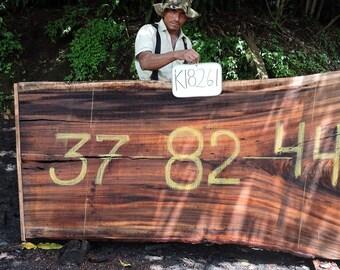 LIVE EDGE Parota/Guanacaste 82x41x2 (K18261)