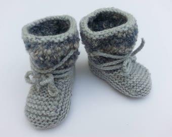 Little feet boots 3.6 months