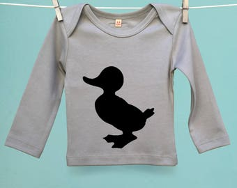 Baby Duckling T-Shirt for Son or Daughter