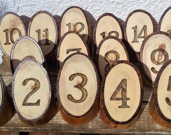 meseros boda# números para mesa# números de madera para decorar# wedding table numbers# números para boda rústica# mesero original#