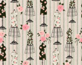 Mademoiselle Dress forms Fabric 226233