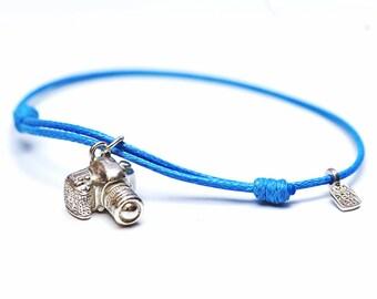 Camera jewelry, photographer gift, camera charm, photographer jewelry, photography bracelet, photography jewelry, camera, photographer