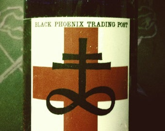 Con Cramp Relief Massage Oil 4oz by Black Phoenix Alchemy Lab and Trading Post