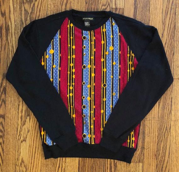 Ankara Sweatshirt.