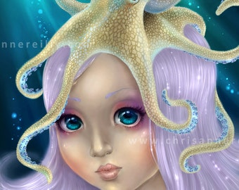 Art Print DinA3 - Sea Princess
