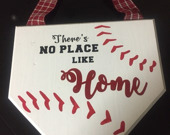 """Door Hanger - """"There's No Place Like Home"""""""