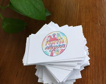 Business Cards  | 10