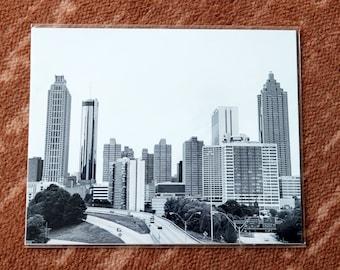 8x10 sleeved prints - Atlanta area subjects - Skylines, Architecture, Street Art