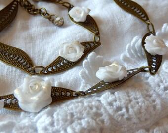 Choker necklace * chic antique *.
