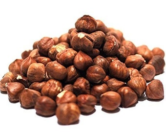 Gourmet Raw Hazelnuts by Its Delish