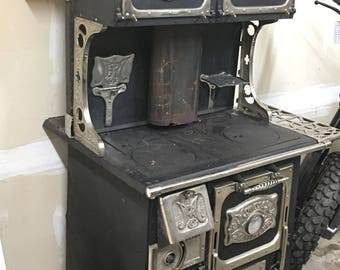 Monarch Wood Cook Stove Summer Sale**