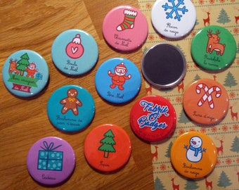 My picture book of Christmas - magnetic