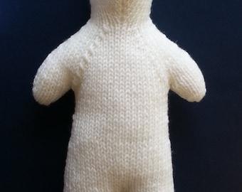 Polar Bear Knitting Pattern
