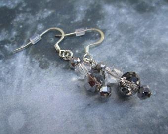 Silver Delight Earrings Set - 3 Pair
