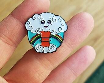 Atomic Rapture Pin