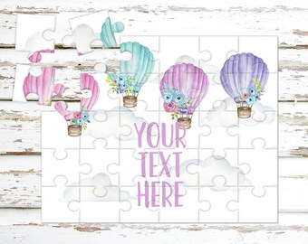 Create Your Own Puzzle - Pregnancy Announcement - Custom Personalized Puzzle - Announcement Ideas - Pregnancy Announcement - CYOP0160