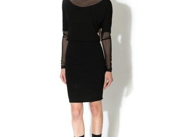 Aquilla viscose dress