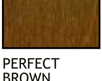 wiping wood and architectural wiping stains 2 Perfect Brown Qt