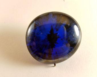 Glass Dragon Eye; Blue