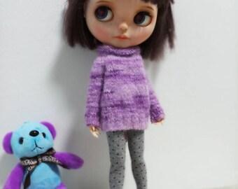Blythe sweater + legging set