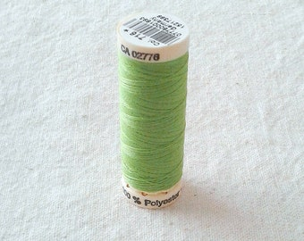 Spring Green Gutermann Sew-All Polyester Sewing Thread
