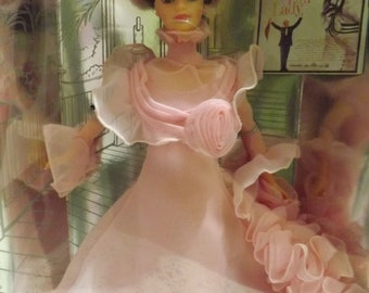 Barbie As Eliza Doolittle In My Fair Lady (PINK DRESS) **NIB**