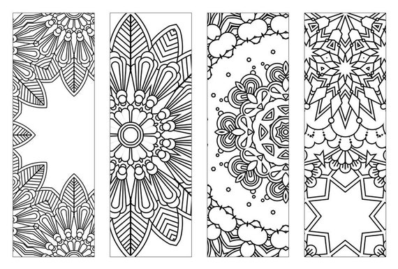 coloring pages bookmarks - photo#26