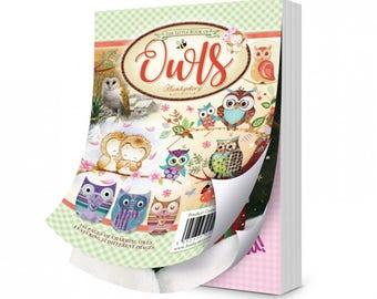 Little Book of Owls