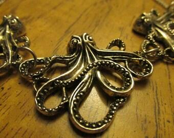 Three Little Octopi