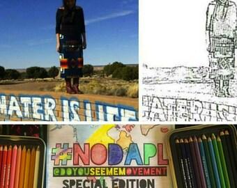 Special edition NoDapl coloring booklet