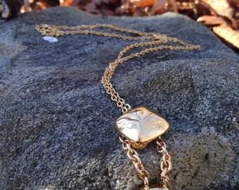 Vintage Gold Toned Necklace