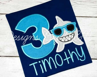 Shark Birthday Shirt, Shark Party Shirt, Shark Birthday, Shark Shirt, Jaws Birthday Shirt, Shark Birthday, Shark Party