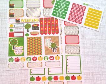 Apple Picking Weekly Kit (Set of 34) Item #300
