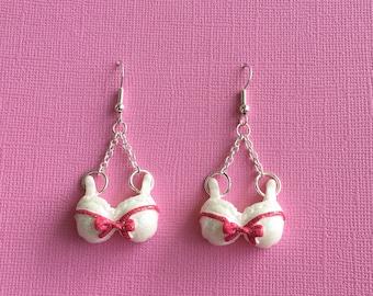 Brassiere Earrings