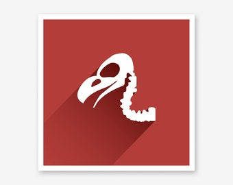 Vulture Aid Elixir Perk a Cola - Call of Duty Zombies Perk Logo Framed Art Print Poster