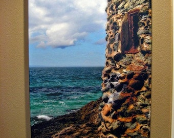 Tower Window - 20x30 Gallery Wrapped Canvas Print - Very Limited Edition of 10