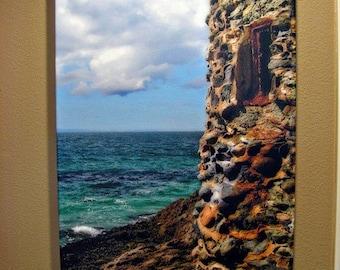 Turm-Fenster - 20 x 30 Galerie gewickelt Leinwand - sehr limitiert auf 10