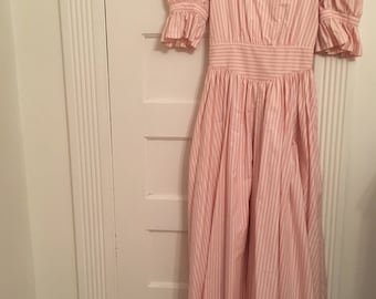 Original 1980s Laura Ashley Dress