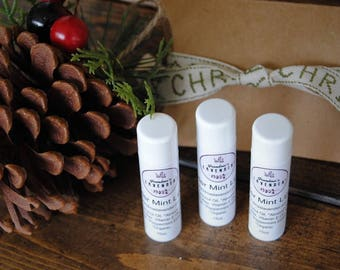 Lavender Mint Lip Balm 3 Pack