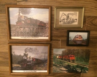 Grouping of Train Prints
