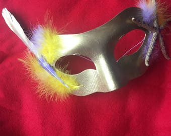 Starfish Masquerade Mask